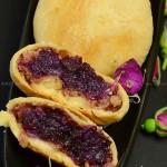 玫瑰鲜花饼(甜品点心)