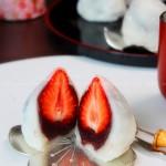 日式草莓大福(甜品点心)