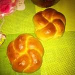 梅花面包(早餐菜谱)