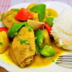 新加坡咖哩鸡