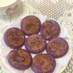 紫薯花生饼(甜品点心)