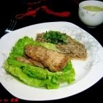 黑椒龙利鱼排(烤箱菜)