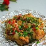 锡纸鸡腿(烤箱菜)
