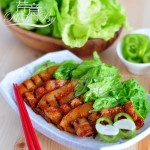 韩式烤辣酱五花肉(人气韩餐)
