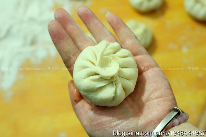 三鲜笋丁包