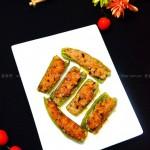 辣椒酿肉(家常菜)