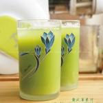 黄瓜苹果汁(夏日清爽果汁)