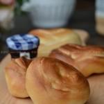 心型小餐包(早餐菜谱)