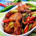 回锅肉(品味《舌尖上的中国2》的家常美味)