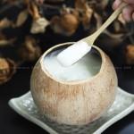 椰皇鲜奶炖蛋白(滋润养颜的初夏甜品之皇)