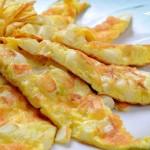 蒲菜煎蛋(家常解密舌尖2)