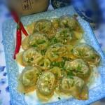 香煎官帽馄饨(早餐菜谱)