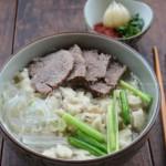 牛肉泡馍(早餐菜谱)