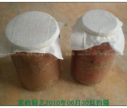 西瓜黄豆酱