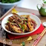 豆豉武昌鱼