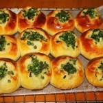 葱香面包(早餐菜谱)