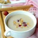 核桃淮山红枣米糊(营养丰富的醒脑早餐)