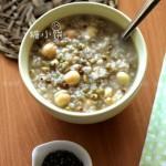 绿豆薏米粥(清热祛湿)