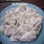 小白菜饺子(如何调制入味的馅料)