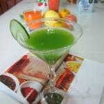 蜂蜜苦瓜汁(减肥美容)