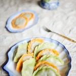 韭菜虾仁饺子(早餐菜谱)