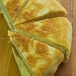 芝麻盐发面大饼(早餐菜谱)