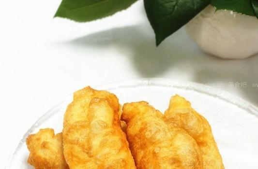 自制油条(早餐菜谱)