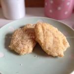 虾饼+油条(空气炸锅菜谱)