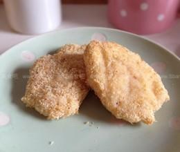 虾饼+油条