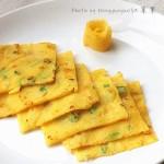 南瓜鸡蛋早餐饼(早餐菜谱)