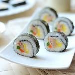 金枪鱼寿司(早餐菜谱)