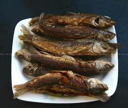 油炸华子鱼