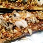 蒜蓉牡蛎烤茄子(烤箱菜)