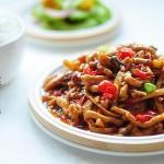 鱼香肉丝(国民美食)