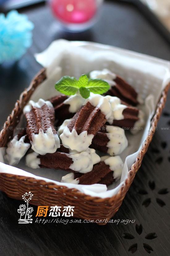 巧克力曲奇棒
