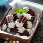 巧克力曲奇棒(甜品点心)