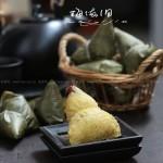 蜜枣黄米粽(如何包粽子)