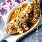 泡椒酥皮鱼(川菜)