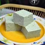 黑豆豆腐(自制豆制品)