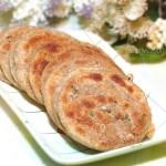 全麦葱油饼(早餐菜谱)