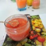 西红柿香蕉汁