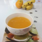 橙子香蕉汁