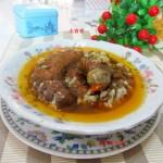 盘茄龙(清蒸菜)