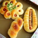 火腿肠面包(早餐菜谱)