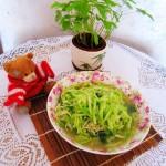 黄瓜拌金针菇(适合三高人群的健康食谱)