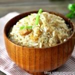 蚝油萝卜丝饭(早餐菜谱)