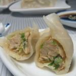 水芹饺子(早餐菜谱)
