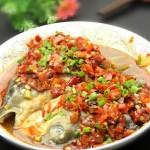 剁椒鱼头(清蒸菜)