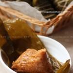 鲜肉棕(包粽子的方法)