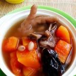 木瓜猪骨花生汤